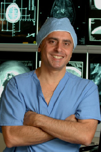 Dr. Naini provides neurosurgery of the brain in Kirkland WA